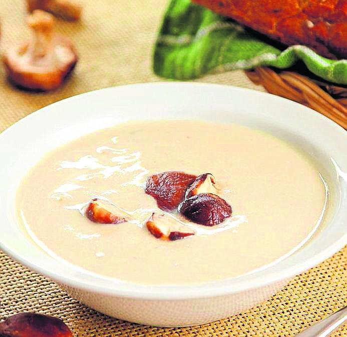 Smaczny Obiad Z Grzybami Przepisy Na Zupy Echo Dnia Swietokrzyskie
