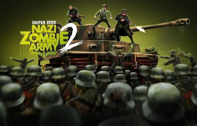 Sniper Elite: Nazi Zombie Army 2Sniper Elite: Nazi Zombie Army 2