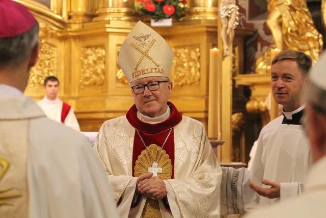 Ksiądz Andrzej Kaleta został wyświęcony na biskupa. Jest biskupem pomocniczym diecezji kieleckiej.