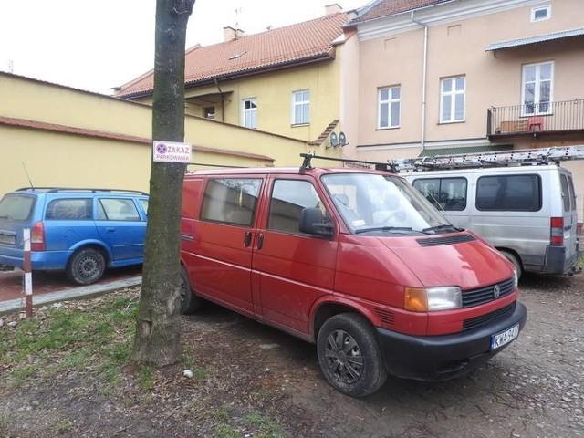 Parkowanie w Wadowicach