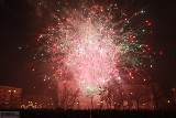 Powitanie nowego roku na Zielonym Rynku we Włocławku [zdjęcia]