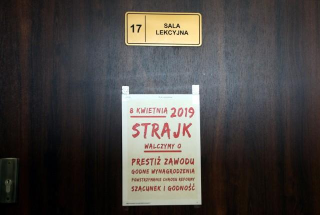 Do strajku w kwietniu ubiegłego roku dołączyło blisko 70 proc. lubelskich placówek