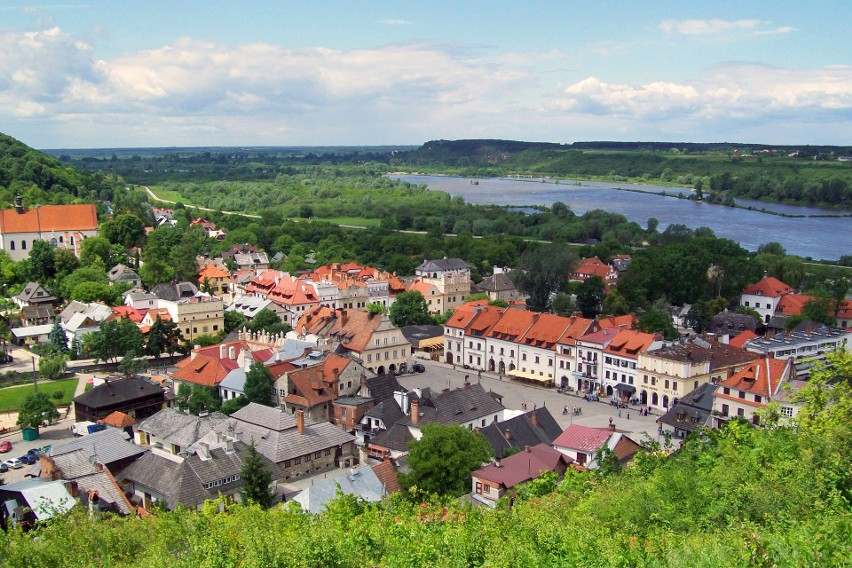 4. Kazimierz Dolny...