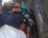 Retkinia: Pijany prowadził auto i znieważał policjantów! ZDJĘCIA