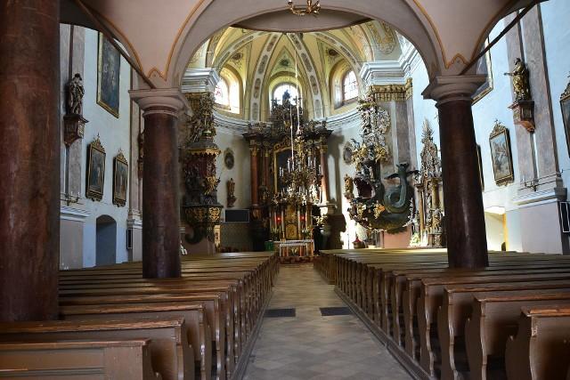 Kościół pw. św. Apostołów Piotra i Pawła w Dusznikach Zdroju