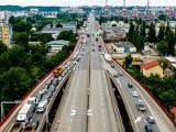 Gdynia: Estakada Kwiatkowskiego częściowo zamknięta! Są utrudnienia w ruchu [8.07.2021]