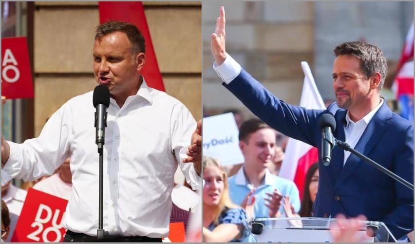 W żadnym z 10 największych polskich miast wyborów nie wygrał...