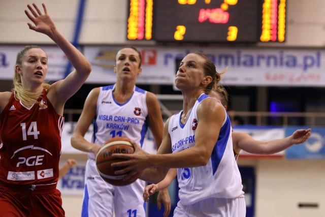 Celem koszykarek z Krakowa jest obrona tytułu mistrzyń Polski i udane występy w Eurolidze