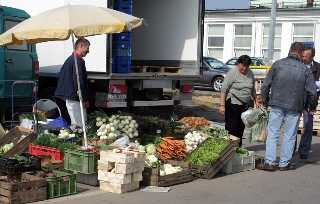 Sprawdź ceny warzyw w Agrohurcie. Fot. Dariusz Danek