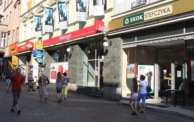 Bytom ulica Dworcowa