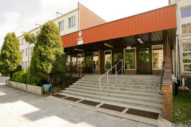 Szkoła przy ul. Orzechowej