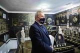 Wicepremier Piotr Gliński z wizytą w Lubuskiem. Odwiedził Rokitno i Paradyż