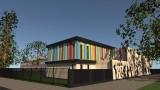 Na dachu szkoły powstanie planetarium. Inwestycja jest fragmentem projektu rozbudowy obu szkół