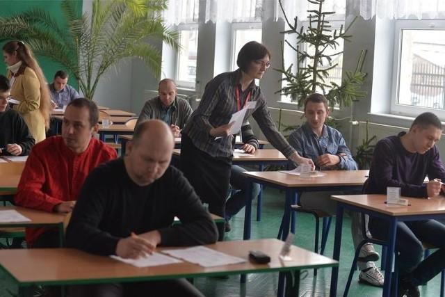 Egzamin zawodowy 2015