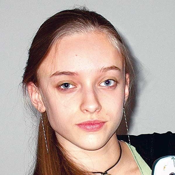 Marcelina Sowa, choć trafiła do pierwszej ligi modelek, nadal jest zwykłą nastolatką.