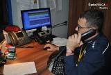 Policjanci w Myszkowie uratowali mężczyznę przed śmiercią. Był sparaliżowany i wyziębiony