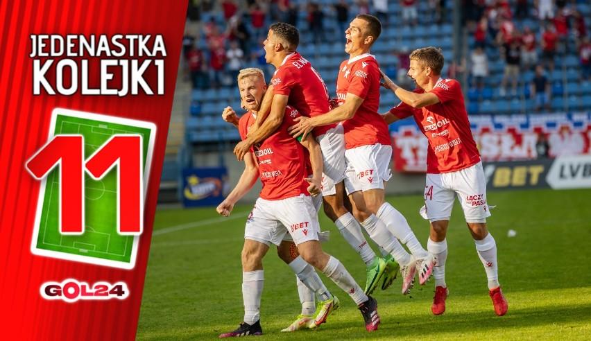PKO Ekstraklasa. Dublety stoperów, udane gonitwy,...