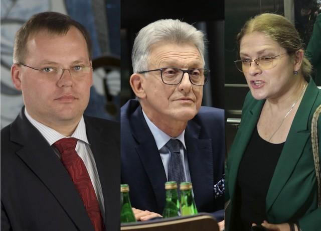 Jakub Stelina, Stanisław Piotrowicz, Krystyna Pawłowicz