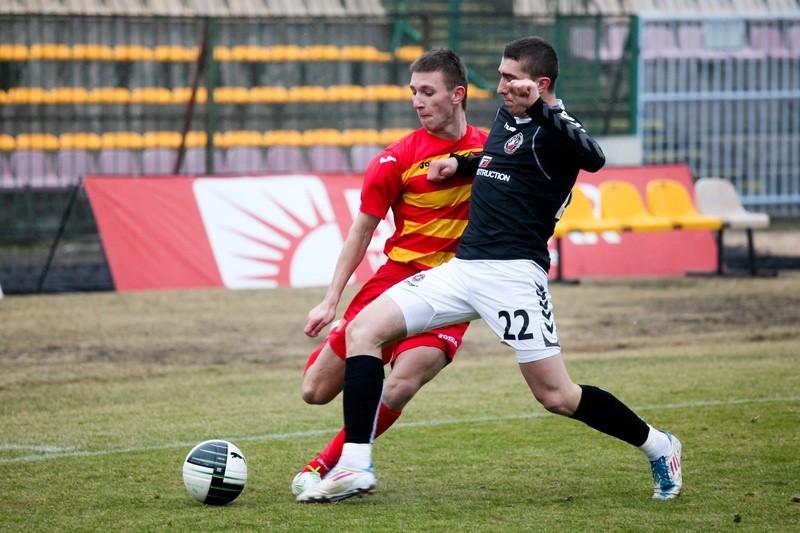 Jagiellonia przegrała z Polonią Warszawa 0:2 w Młodej Ekstraklasie
