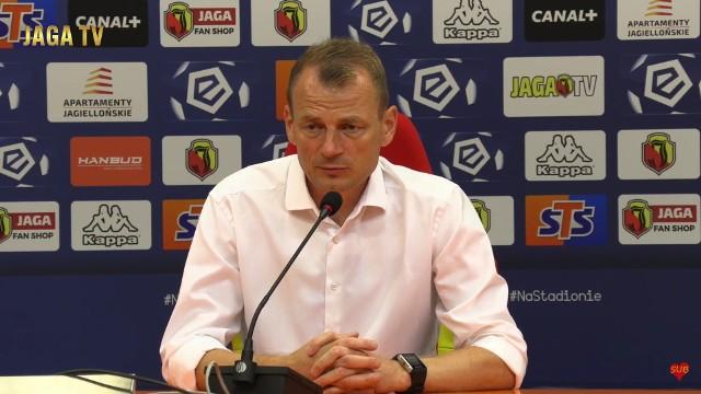 Bogdan Zając, trener Jagiellonii Białystok