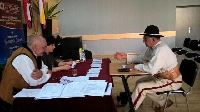 Egzamin na bacę i juhasa odbył się w czwartek 19 października w Myślenicach