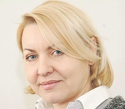 Iwona Zielińska, redaktor naczelna
