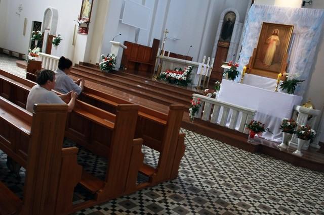 Kościół św. Andrzeja Boboli. Z sakramentu pokuty będzie można skorzystać przez całą noc.