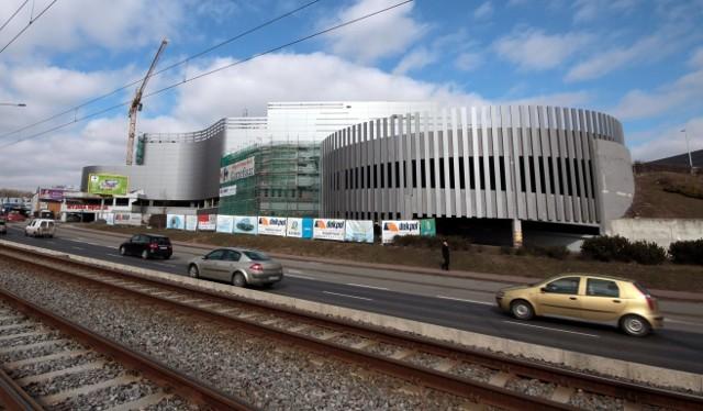 Dobiega końca ostatni etap rozbudowy Galerii Morena w Gdańsku