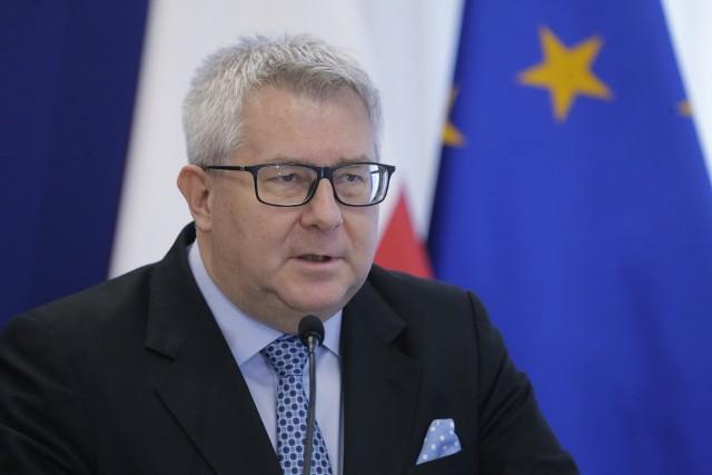 Ryszard Czarnecki aktywnie działa w PZPS, a także PKOl. I nie ma wątpliwości, że Polska powinna się starać o organizację igrzysk olimpijskich.