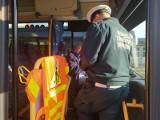 """Akcja """"Bezpieczna droga do szkoły"""" w Kujawsko-Pomorskiem rozpoczęta. Chcesz, by inspektorzy WITD skontrolowali autobus - napisz!"""