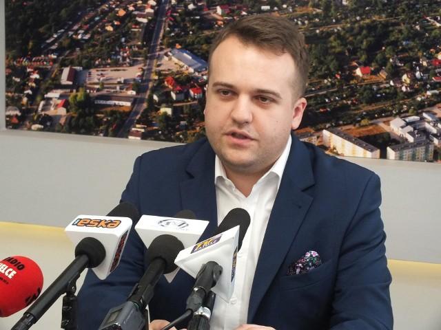 Marek Materek, prezydent Starachowic, ogłosił starachowicki pakiet antykryzysowy