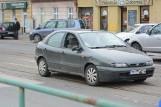 Potrącenie na ul. Chełmińskiej w Grudziądzu [zdjęcia, wideo]