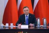Prezydent Andrzej Duda rozmawiał telefonicznie z Donaldem Trumpem. Tematem była współpraca obu krajów w dobie epidemii koronawirusa
