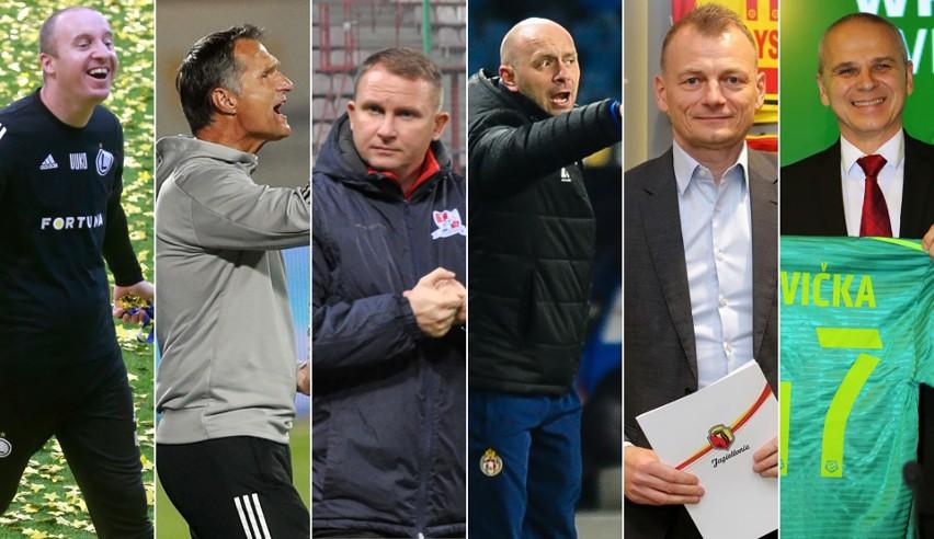 PKO Ekstraklasa. W trakcie tego sezonu sześć klubów zmieniło...