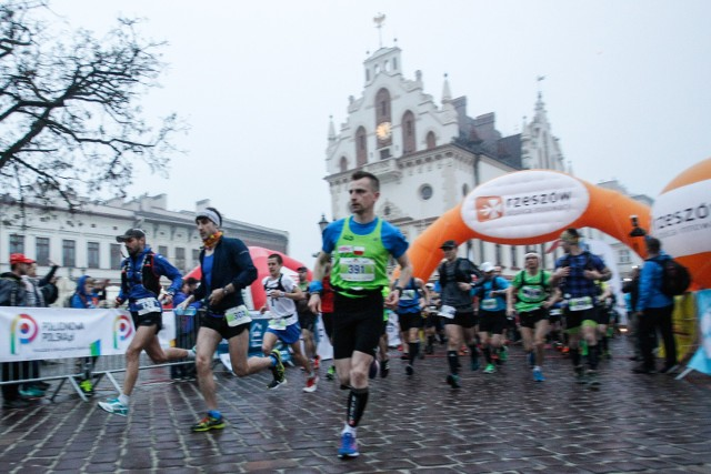 W tym roku prawie 500 osób pobiegnie w Ultramaratonie Podkarpackim