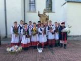 Jubileusz 10-lecia Koła Gospodyń Wiejskich Korytniczanki. Skromna uroczystość, msza święta i piękny tort (ZDJĘCIA)
