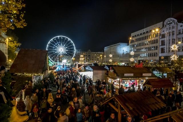 Betlejem Poznańskie na placu Wolności będzie funkcjonować do 22 grudnia.