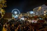 Jarmark bożonarodzeniowy na placu Wolności już działa - zobaczcie, jakie atrakcje oferuje Betlejem Poznańskie [ZDJĘCIA]