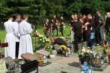Pogrzeb 19-letniej Basi zgromadził tłumy ludzi. Zginęła przejechana przez autobus w wypadku w Katowicach