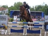 Toruń. Jeździeckie Mistrzostwa Polski Amatorów w Skokach Przez Przeszkody [memoriał T. Pacyńskiego]