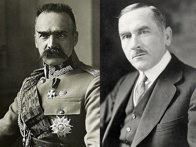 Po wybuchu I wojny światowej Józef Piłsudski utworzył I Kompanię Kadrową. Z inicjatywy Romana Dmowskiego zorganizowano Armię Polską.
