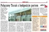 Toruń chce mieć stałe połączenie z bydgoskim lotniskiem