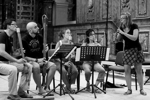 """Podczas festiwalu """"Muzyka w Raju"""" prezentowana jest dawna muzyka."""