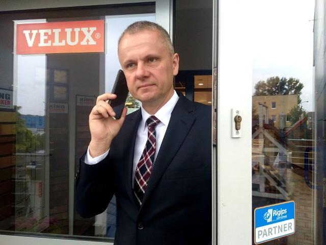 Dariusz Jacek Legutowski - Prezes Zarządu