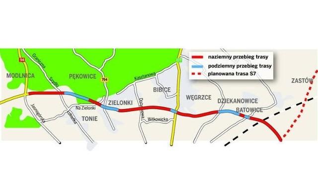 Jeśli zagwarantowane zostaną pieniądze na budowę obwodnicy, to kluczowa dla Krakowa trasa może powstać w ciągu czterech lat.