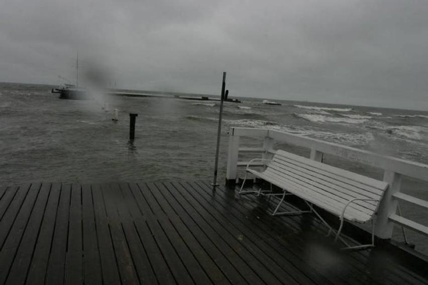 25 lutego na Pomorzu może wiać silny wiatr