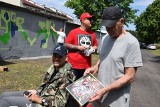 NOWA SÓL. Stowarzyszenie PARK zaprosiło miłośników sztuki ulicznej i street artu na III edycję minifestiwalu Fight or Die Graffiti Jam