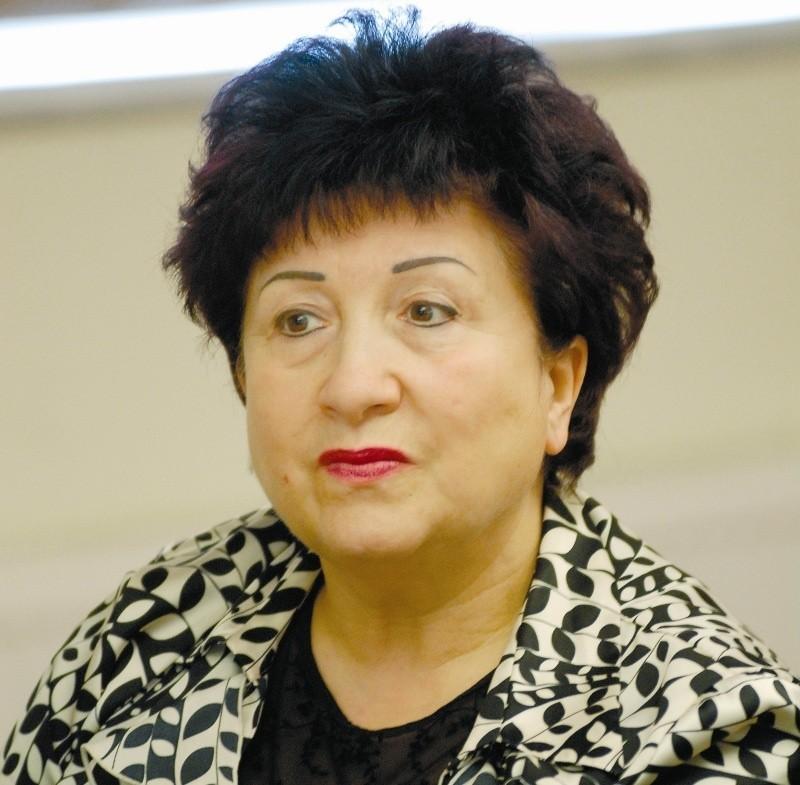 Cecylia Zdebik: - Mam nadzieję, że marka Odry nie zniknie. (fot. Sławomir Mielnik)