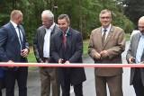 Oficjalne otwarcie drogi powiatowej Krosno Odrzańskie-Bytnica. Wieloletnia inwestycja zakończona