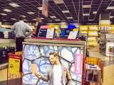 Kraków. Sklepy RTV w galeriach handlowych są zamknięte, ale jeden w Czyżynach jest czynny mimo obostrzeń [ZDJĘCIA]
